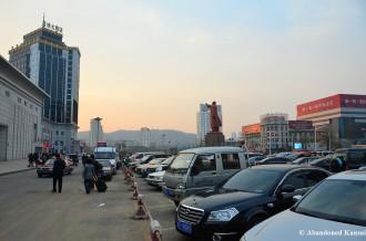 Dandong Train Station