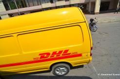 DHL In North Korea