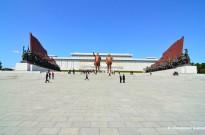 Mansudae Grand Monument Memorial