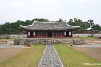 Overcast Morning In Kaesong
