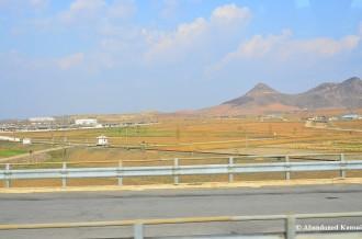 Pyongyang-Kaesong Motorway
