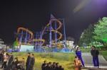 Pyongyang Rollercoaster