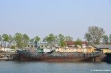 Rusty North Korean Ship