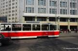 Tram In Pyongyang