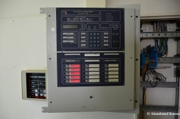 essertronic 3007 Fire Alarm Control Panel
