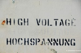 High Voltage - Hochspannung