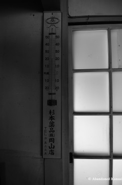 Okayama Thermometer