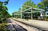 Former Shime Train Station
