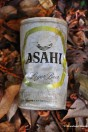 Old Asahi Lager Beer Can