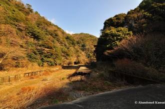 Old Higashi-Aoyama Station