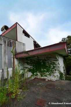 Abandoned Dormitory