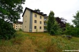 Abandoned Military Housing