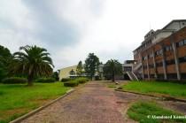 Deserted Campus