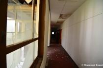 Deserted Dormitory