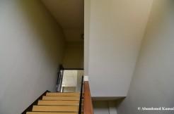 Deserted Stairway