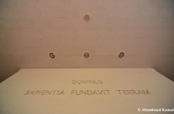 Dominus Sapientia Fundavit Terram