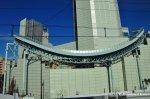 Festivalgate Entrance Demolition(2011-12-25)