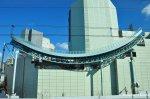 Festivalgate Entrance Demolition Continues(2012-02-11)