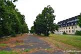 Pioneer Kaserne Back Gate