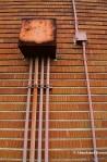 Rusty Electricity Box