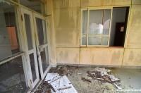 Vandalized Dormitory