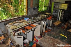 Disgusting Onsen Kitchen