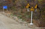 North Korean TrafficSigns