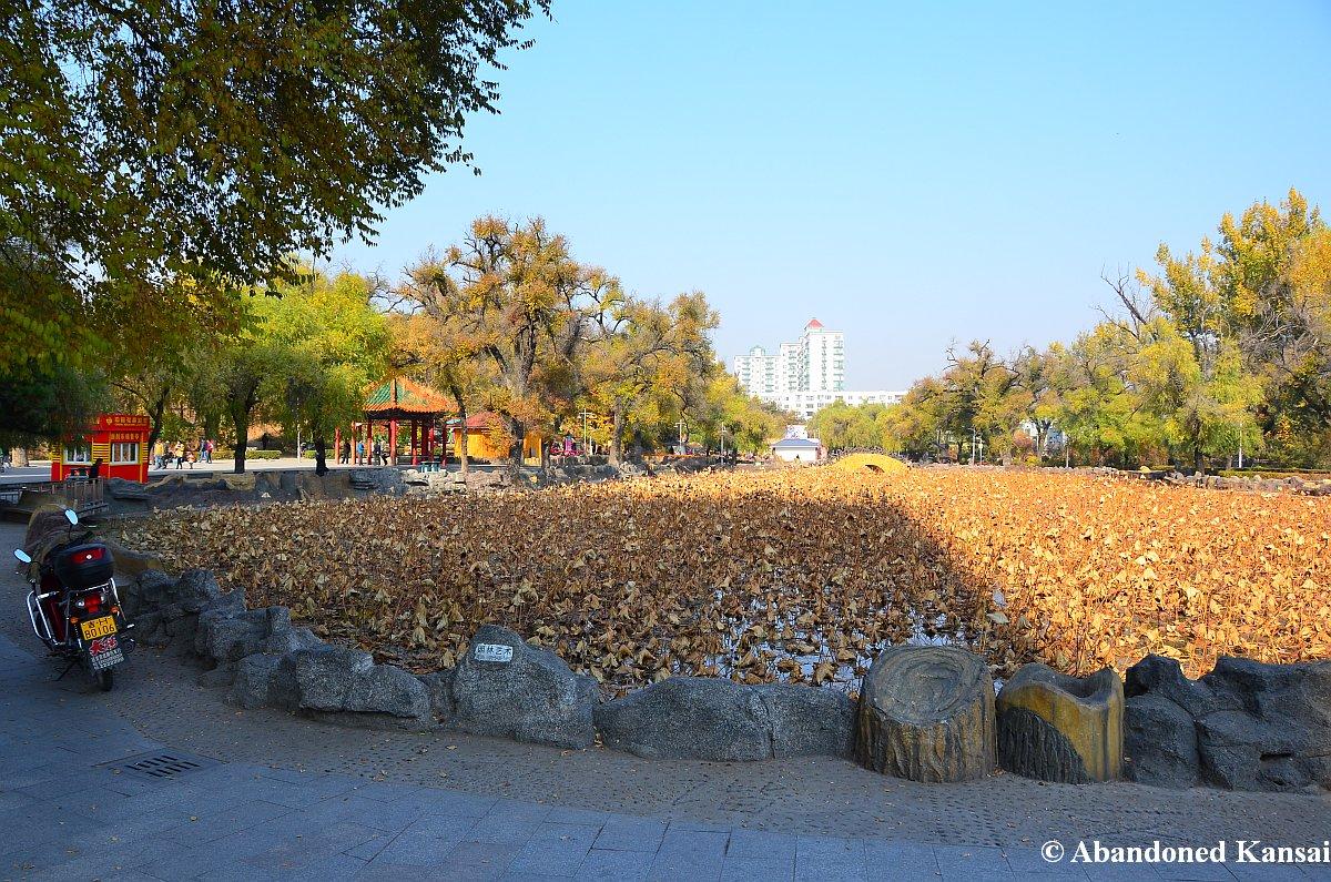Peoples Park Yanji Abandoned Kansai