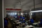 Textile Factory In Rason, NorthKorea