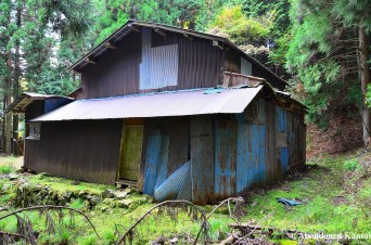Abandoned Japanese House