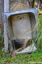 Abandoned Sink