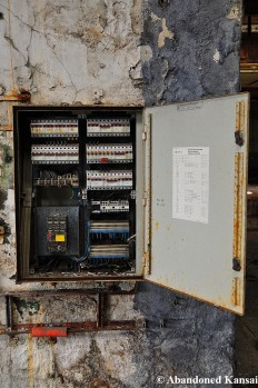 Abandoned Switchbox