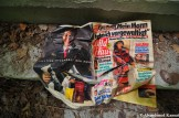 Bild der Frau - Old German Yellow Press Magazine