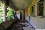 Delapidated German Building