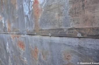 Iron-clad Wall