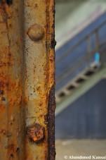 Rusty Pillar