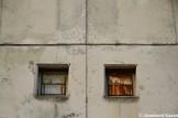 Rusty Ventilation Flaps