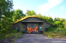 Closed Abandoned Bunker