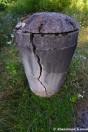 Cracking Concrete Pillar