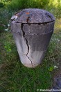 Cracking Concrete Pillar
