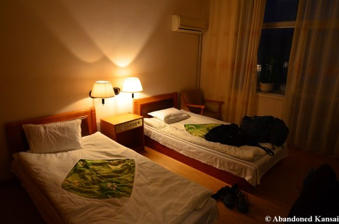 Hoeryong Hotel Room