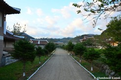 Homestay Village, Early Morning, Sea Chilbo, North Korea