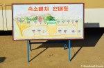 Layout Of The Homestay Village In NorthKorea