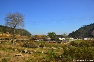 North Korean Farm Houses