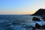 Rough Korean Coast