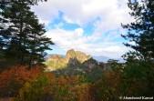 Stunning Mount Chilbo View, DPRK