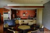 Abandoned 70s Hotel Bar