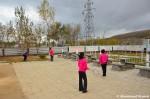 Badminton In NorthKorea