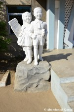 Children Statues