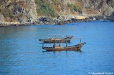 North Korean Fishing Boats